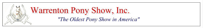 The Warrenton Pony Show